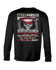 Steelworker Crewneck Sweatshirt thumbnail