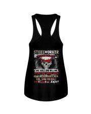Steelworker Ladies Flowy Tank thumbnail