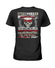Steelworker Ladies T-Shirt thumbnail