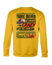 Truck Driver Crewneck Sweatshirt tile