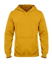 Truck Driver Hooded Sweatshirt front