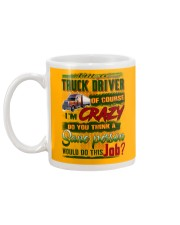 Truck Driver Mug tile