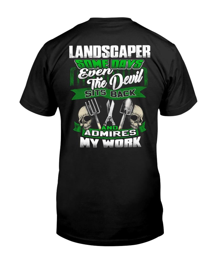 Landscaper Classic T-Shirt