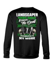 Landscaper Crewneck Sweatshirt thumbnail