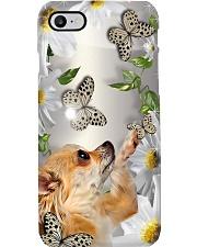 Chihuahua Flower Phone Case Phone Case i-phone-8-case