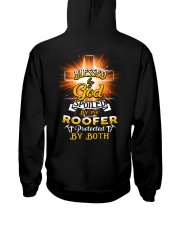 Roofer Roofers Roof Roofing Job Shirt Hooded Sweatshirt thumbnail