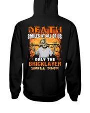 Bricklayer Hooded Sweatshirt back