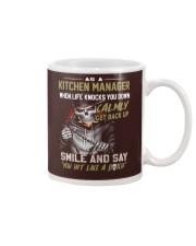 Kitchen Manager Mug thumbnail