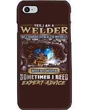 Welder Phone Case thumbnail