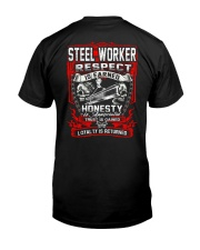 Steel Working Classic T-Shirt tile