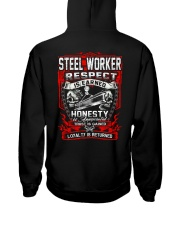 Steel Working Hooded Sweatshirt tile