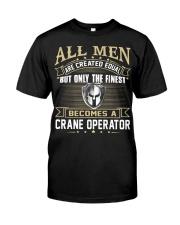 Crane Operator Premium Fit Mens Tee thumbnail