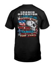 Loader Operator Classic T-Shirt thumbnail