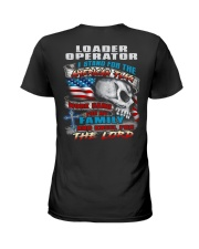 Loader Operator Ladies T-Shirt thumbnail