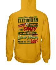 Electrician Hooded Sweatshirt thumbnail