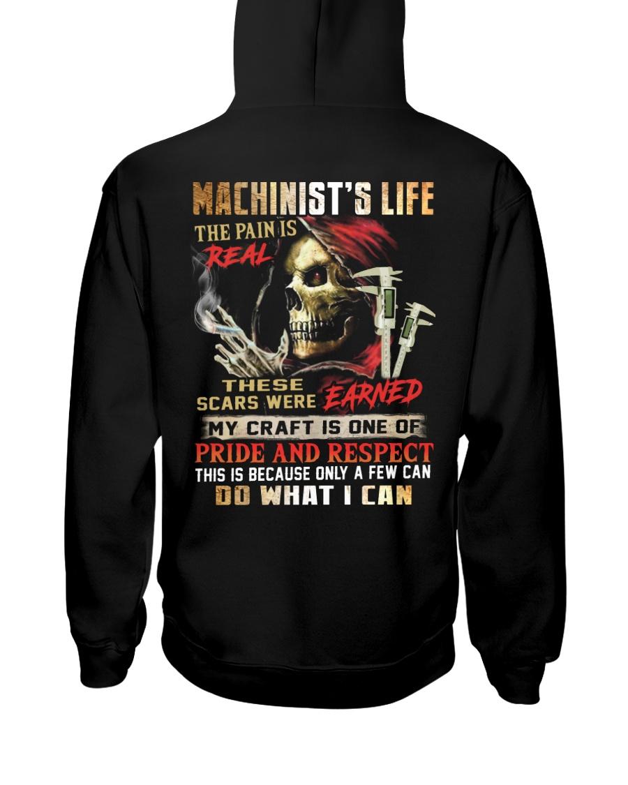 Machinist Hooded Sweatshirt