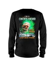 Concrete Finisher Long Sleeve Tee thumbnail