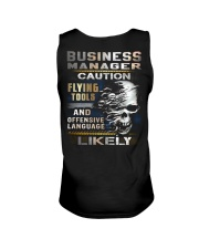 Business Manager Unisex Tank thumbnail