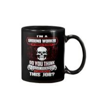 Ground Worker Exclusive Shirt Mug thumbnail