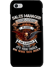 SalesManager-angel Phone Case thumbnail