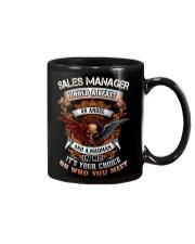 SalesManager-angel Mug thumbnail