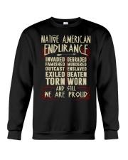 NATIVE AMERICAN ENDURANCE Crewneck Sweatshirt thumbnail