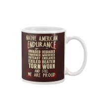 NATIVE AMERICAN ENDURANCE Mug thumbnail