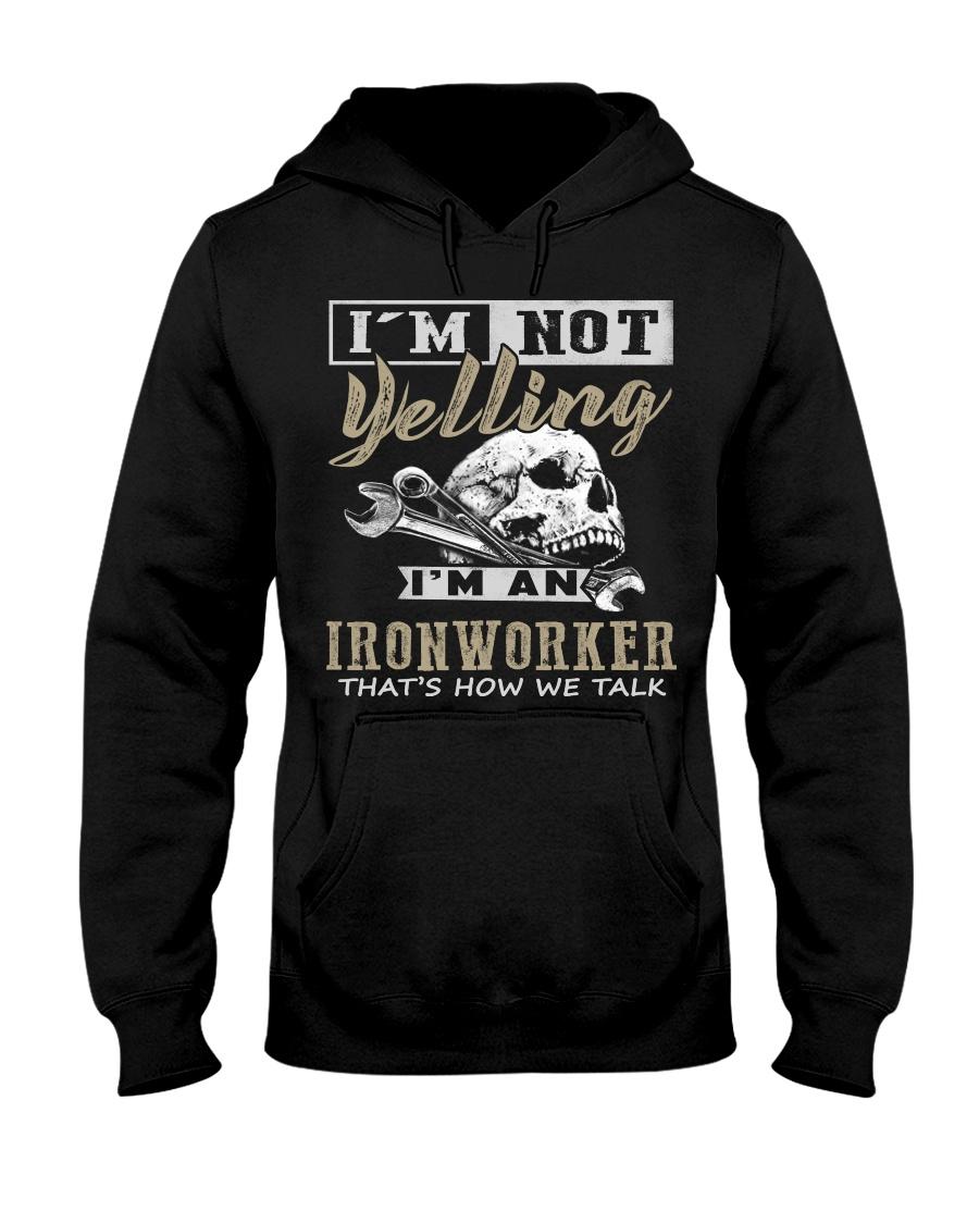 Ironworker Hooded Sweatshirt