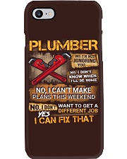 Plumber Phone Case tile