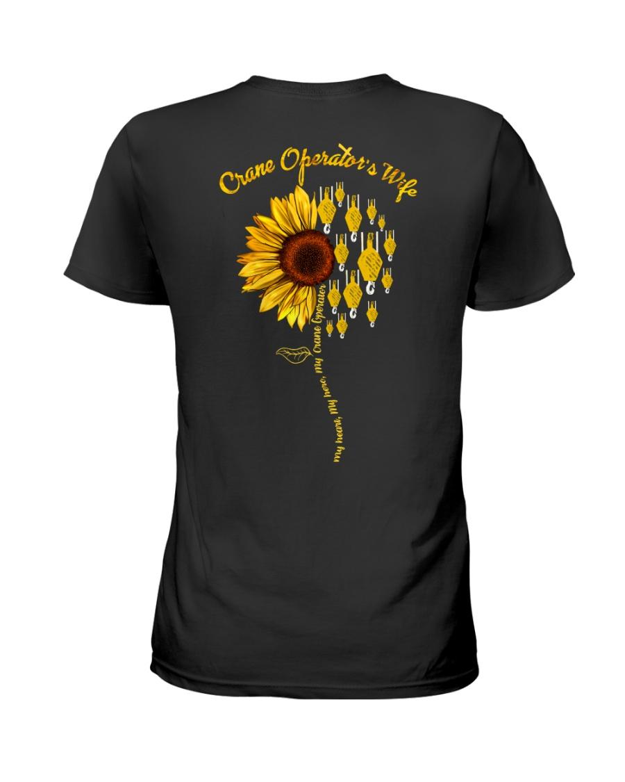 Crane Operator Ladies T-Shirt