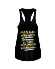 Paralegal Ladies Flowy Tank thumbnail