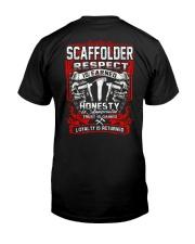 Scaffolder Classic T-Shirt thumbnail