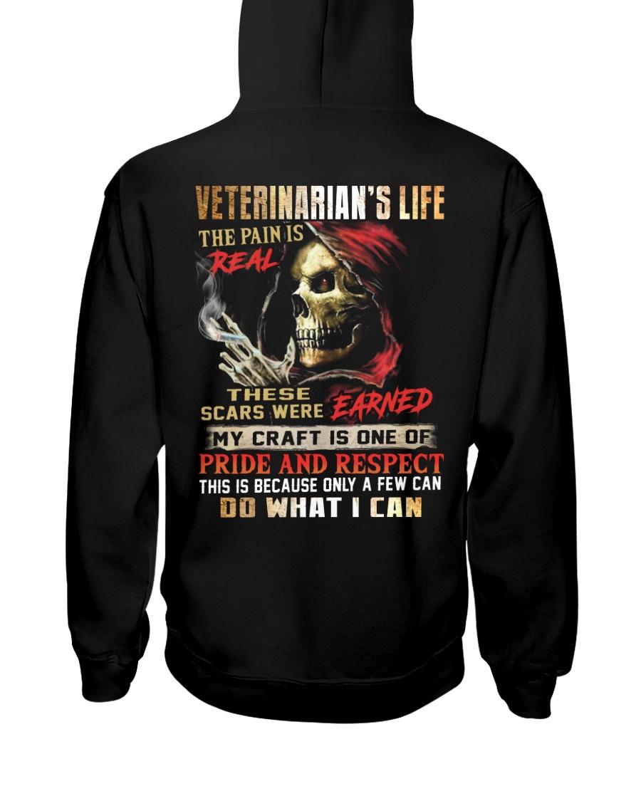 Veterinarian Hooded Sweatshirt