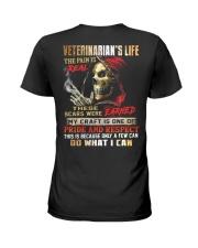 Veterinarian Ladies T-Shirt thumbnail
