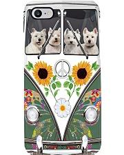 West Highland White Terrier Phone Case Phone Case i-phone-8-case