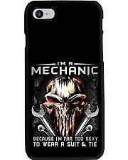 Mechanic Phone Case tile