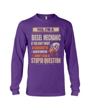 Diesel Mechanic Exclusive Shirt Long Sleeve Tee thumbnail