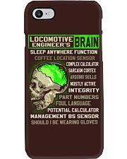 Locomotive Engineer Phone Case thumbnail