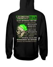 Locomotive Engineer Hooded Sweatshirt thumbnail