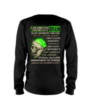 Locomotive Engineer Long Sleeve Tee thumbnail