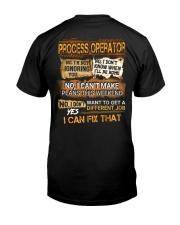 Process Operator Classic T-Shirt thumbnail