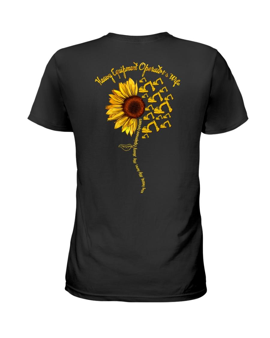 Heavy Equipment Operator Ladies T-Shirt