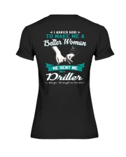 Driller Premium Fit Ladies Tee thumbnail