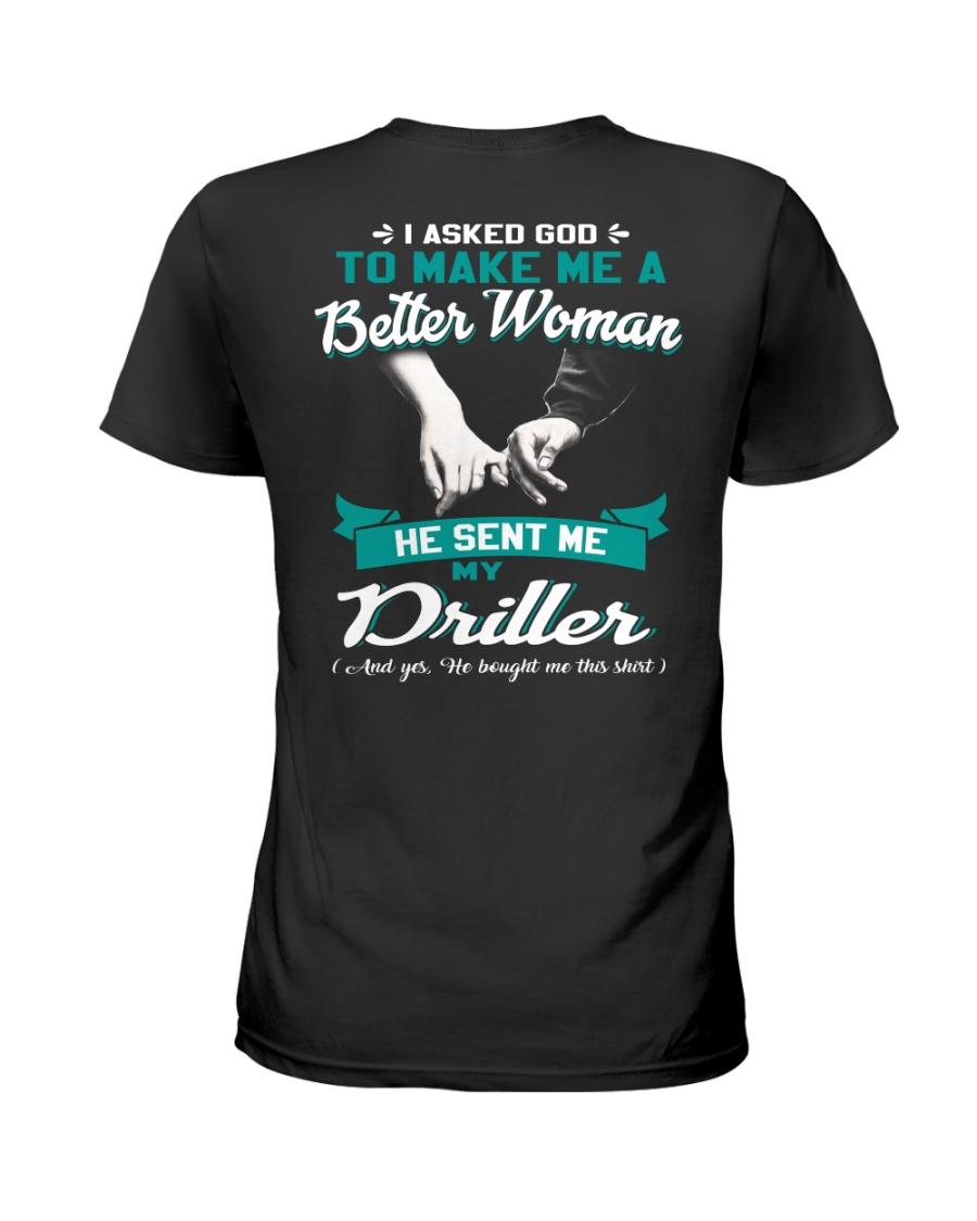 Driller Ladies T-Shirt