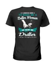 Driller Ladies T-Shirt back