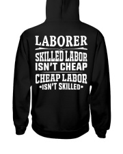 Laborer Exclusive Shirts Hooded Sweatshirt thumbnail