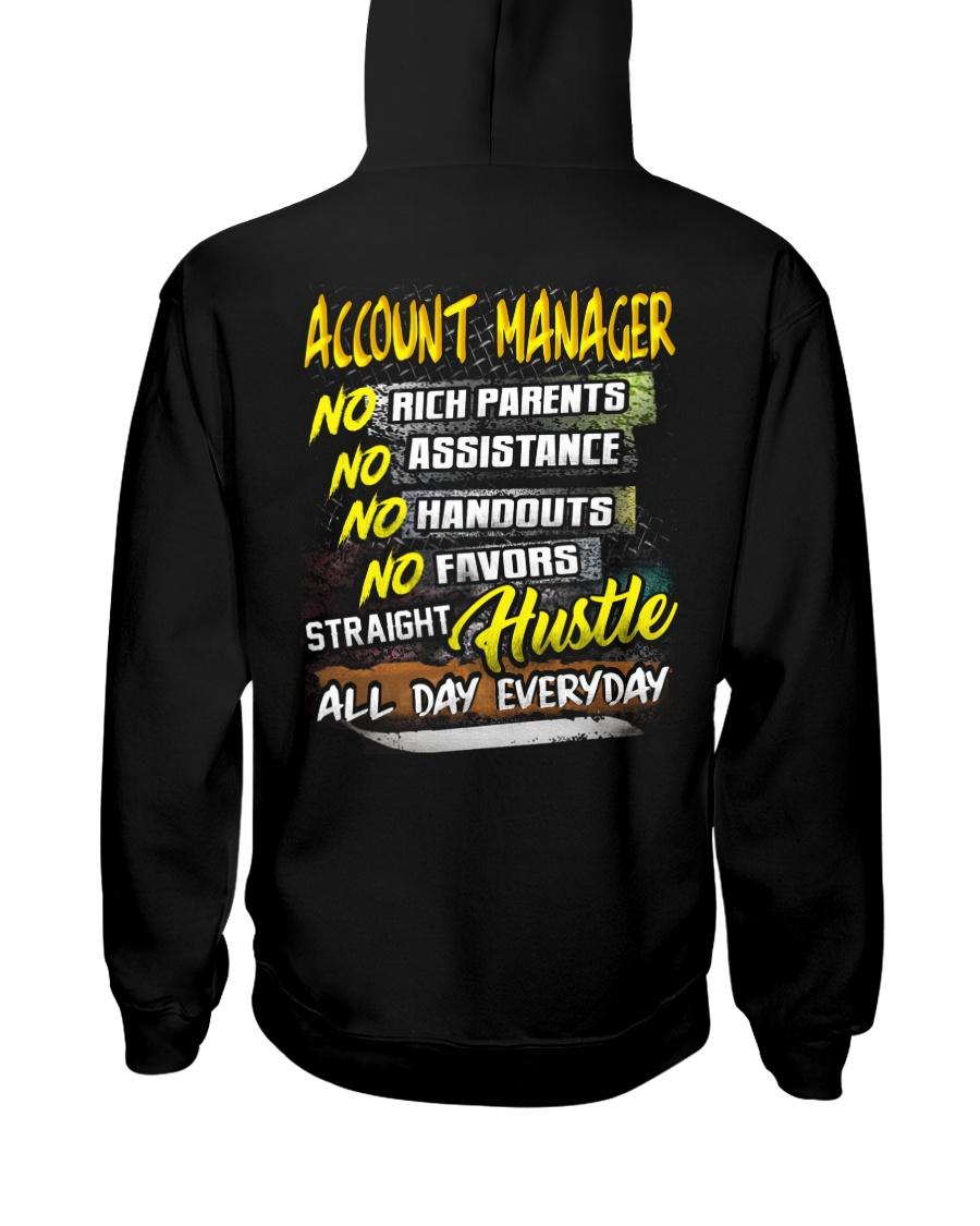 Account Manager Hooded Sweatshirt