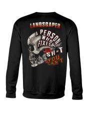 Landscaper Exclusive Shirt Crewneck Sweatshirt thumbnail