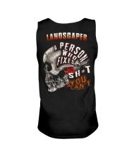Landscaper Exclusive Shirt Unisex Tank thumbnail