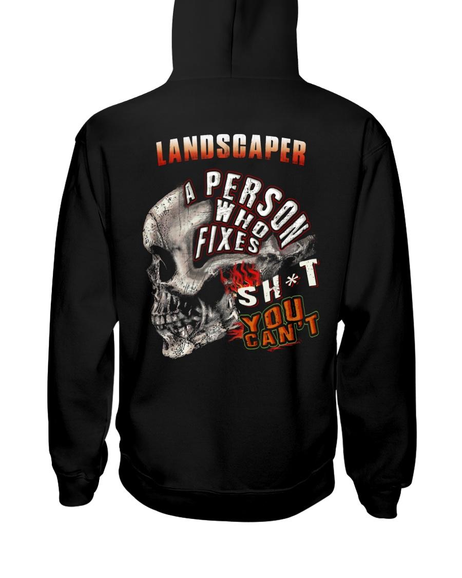 Landscaper Exclusive Shirt Hooded Sweatshirt